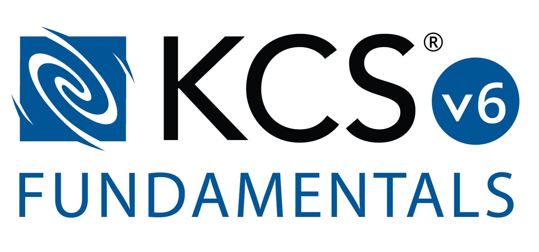 KCS v6 Fundamentals logo