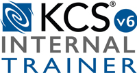 KCS v6 Internal Trainer logo