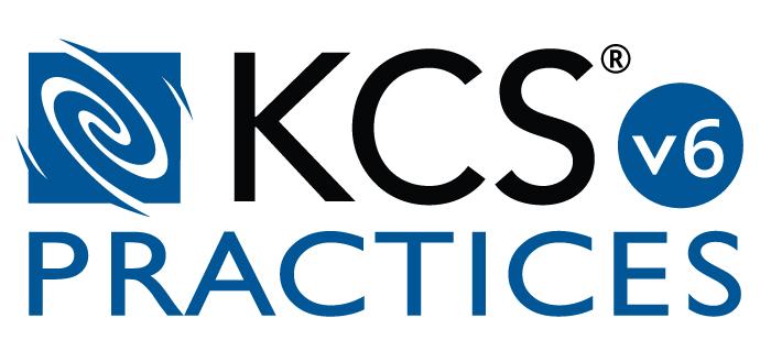 KCS v6 Practices logo