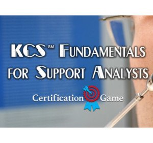 Online KCS Training for Support Analysts