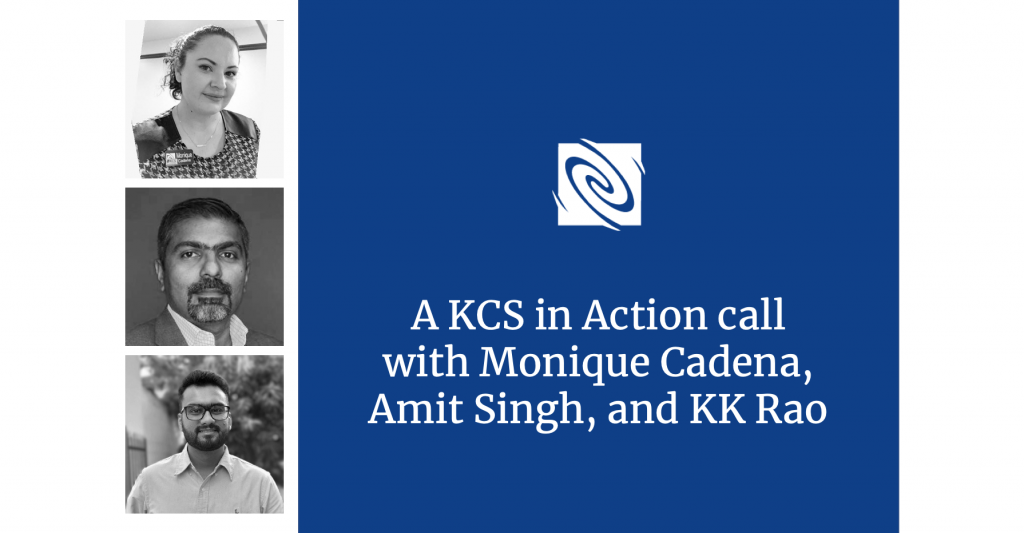 A KCS in Action Call with Akamai